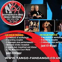 Bournemouth Aires Tango Festival