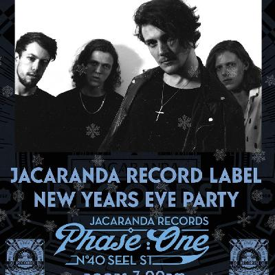 jacaranda records label new years eve party tickets jacaranda records phase one liverpool mon