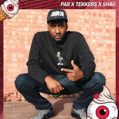Tekkers X SHAG X PAR - Devilman Phatworld Kryphon Fiyahman + Mor