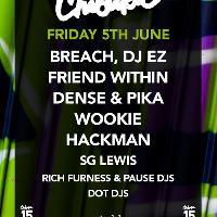 Chibuku Shake Shake : Breach, DJ EZ, Friend Within, Dense & Pika + more