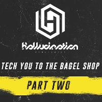 Hallucination presents Tech you to the bagel shop