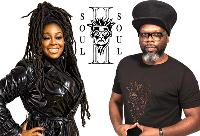 Soul Crusade Festival feat Soul II Soul' & 'Jocelyn Brown'