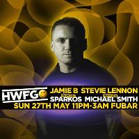 HWFG presents Jamie B at Fubar
