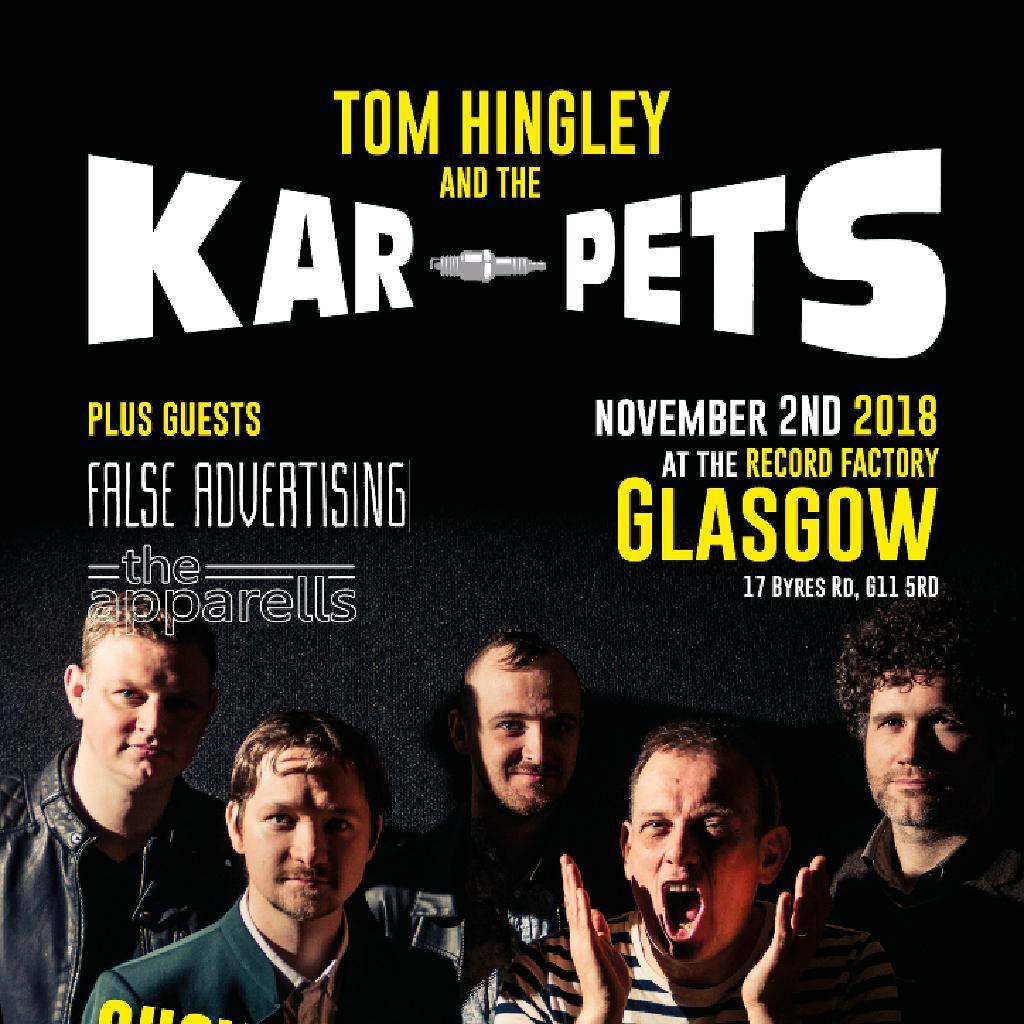 Tom Hingley & The Karpets