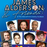 James Alderson & Friends Comedy Night