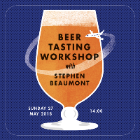 Bank holiday beer tasting with Steven Beaumont