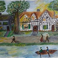 An Exhibition of Paintings by Susan Underwood and Joan Dunne