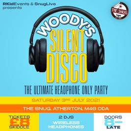 Woody's Silent Disco