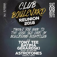 Saturday Slide Back to Boulevard Reunion