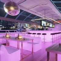 NYC Summer Midnight Blackout Booze Cruise Yacht Party at Skyport