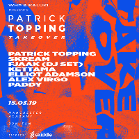 WHP & Kaluki Presents Patrick Topping Takeover