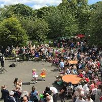 Wallsend Festival (Town centre Sat - The Green/Hall & Park Sun)