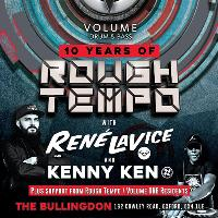 VOLUME #11 - 10 YEARS OF ROUGH TEMPO