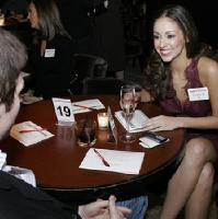 Speed dating for professionals aged 35-50