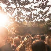 Vision: Bank Holiday Terrace Party w/ Vision Residents