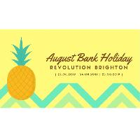 August Bank Holiday FRIDAY