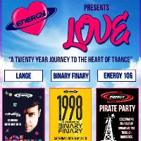 Energy presents LOVE - a 20 year journey to the HEART of TRANCE