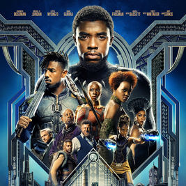 BLACK PANTHER @ Daisy Dukes Drive In Cinema