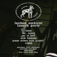 Ambient Launch Party