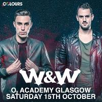 Colours Presents: W&W