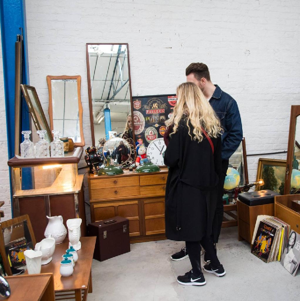 Peckham Salvage Yard