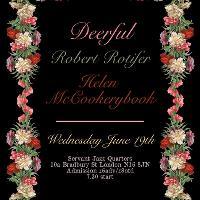 Deerful + Robert Rotifer + Helen Mccookerybook