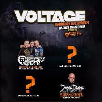 Voltage Hardcore Halloween w/ Destructive Tendencies + more!
