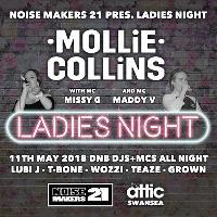 Noise Makers 21 Pres. Ladies Night