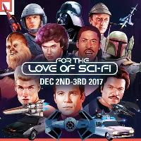 For the Love of Sci-Fi 2017