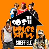 90'S House Party Sheffield