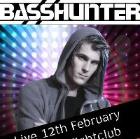 Basshunter live on stage 12th February