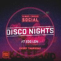 KXS Thursday at Egg London