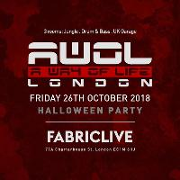 AWOL halloween Special