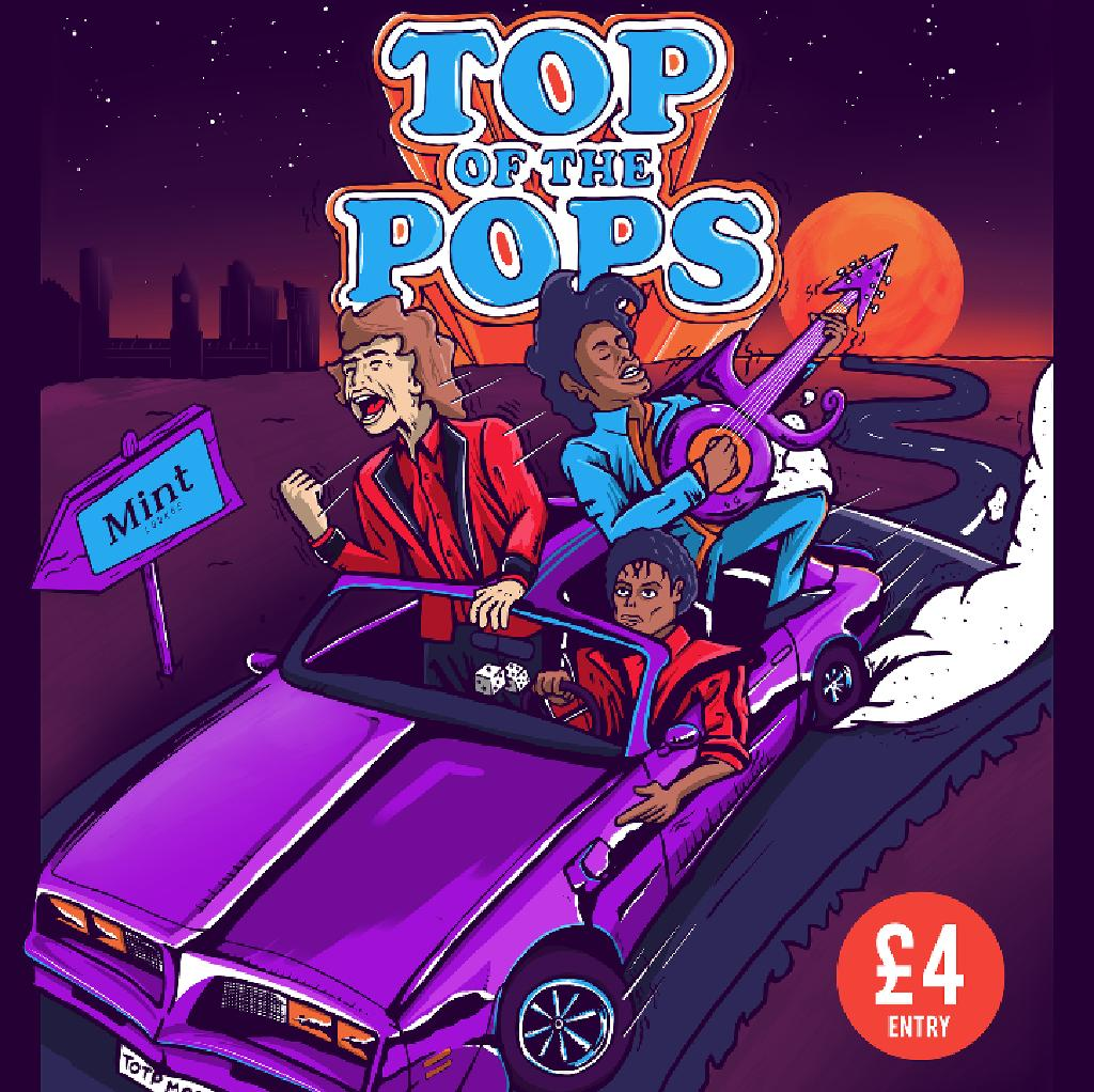Top Of The Pops with Jamie Winehouse & Thrill Collins