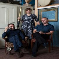 Alasdair Roberts, Amble Skuse and David McGuiness: Whats News