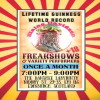 Freakshows & variety performers