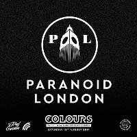 Colours w/ Paranoid London+ Macky Gee & Skepsis - 2 rooms