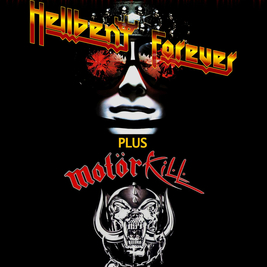 Hull Bent For Leather & Motorkill double header tribute gig