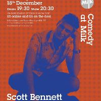 December's Comedy at Milk