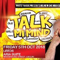 White Yardi presents Talk mi Mind