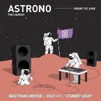 Astrono w/ Matthias Meyer & Paji (Live)