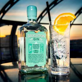 Brighton Gin Tasting Flight