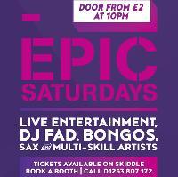 EPIC Saturday's