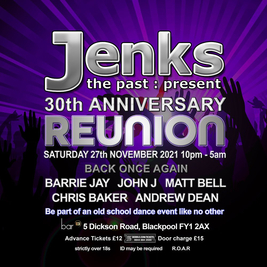 Jenks, the past: present - 30th Anniversary Reunion