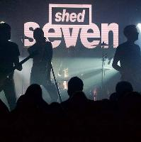 Club Manchester - Shed Seven Pre-Party & Aftershow Plus coach