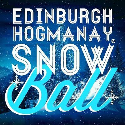Edinburgh Snow Ball Hogmanay
