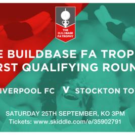 COLFC v Stockton Town FA Trophy