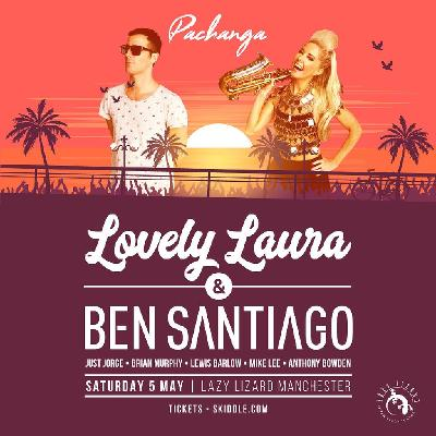 Image result for Lovely Laura & Ben Santiago