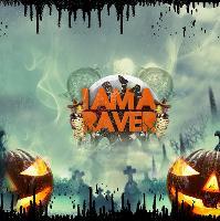 I Am A Raver Aberdeen Halloween