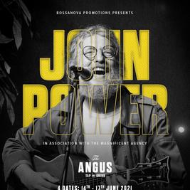 John Power at The Angus